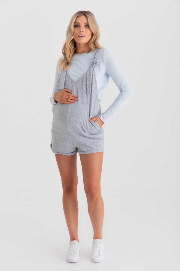 Maternity Playsuit Front