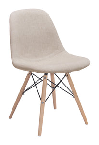Selfie Dining Chair Beige - Dining