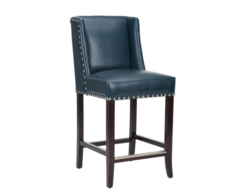 MARLIN COUNTER STOOL - NOBILITY BLUE