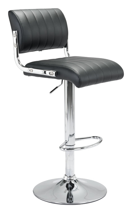 Juice Bar Chair Black - Bar