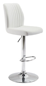 Willful Bar Chair White - Bar