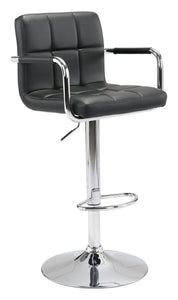 Henna Bar Chair Black - Bar