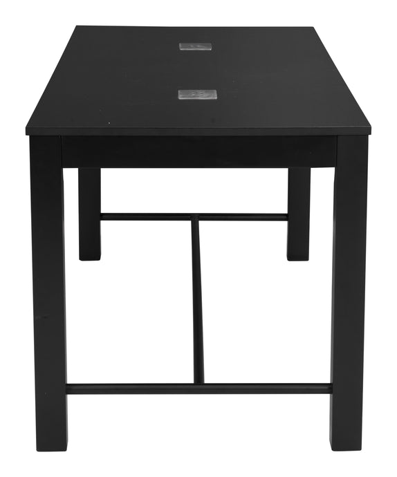 Odin Dining Table Black - Dining