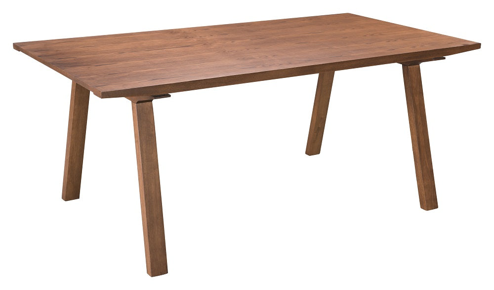Sycamore Dining Table Walnut - Dining