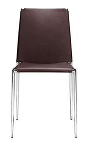 Alex Dining Chair Espresso - Dining