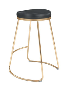 Bree Counter Stool Black - Bar