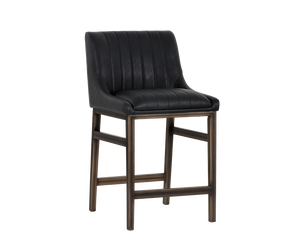 HALDEN COUNTER STOOL - VINTAGE BLACK - Counter Stools