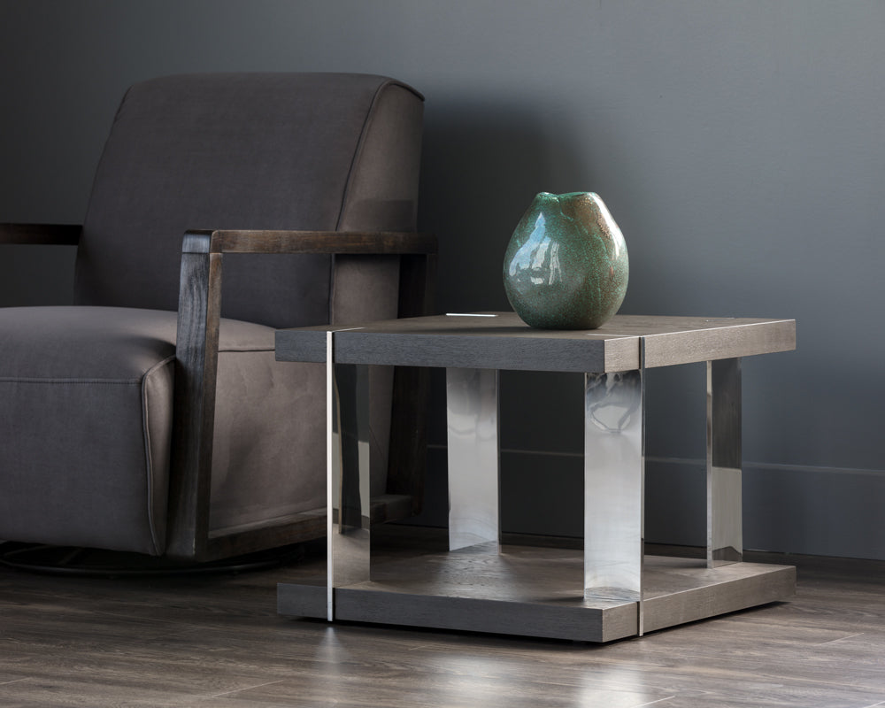 CARMELLA END TABLE - End Tables