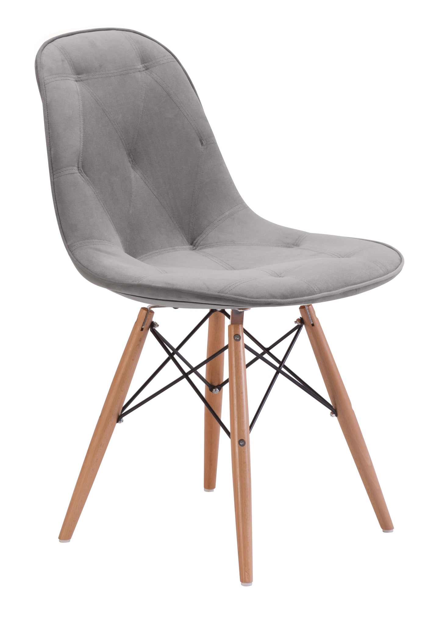 Probability Dining Chair Gray - Dining
