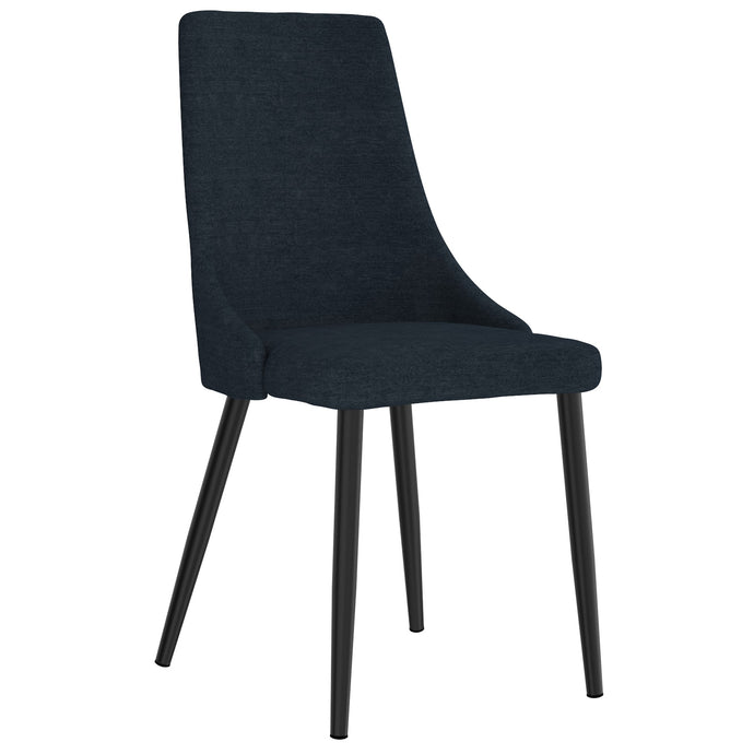 Venice Side Chair, set of 2 in Blue Price shown for each - Min Order  2PK