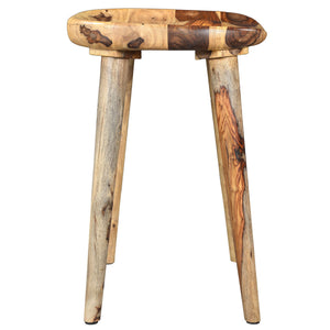 TAHOE-26 COUNTER STOOL-NATURAL - STOOLS