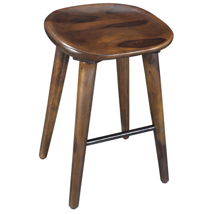 TAHOE-26 COUNTER STOOL-WALNUT - STOOLS