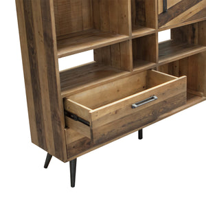 APOLLO LOW BOOKCASE