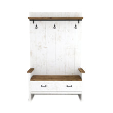 PROVENCE HALL BENCH 2 DRAWER