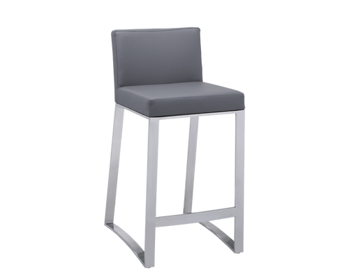 ARCHITECT COUNTER STOOL - GREY