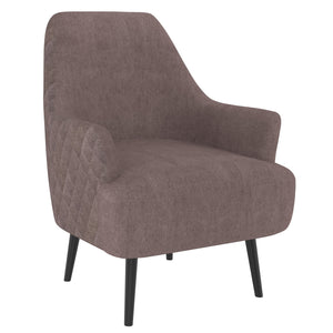 Nomi Accent Chair in Grey