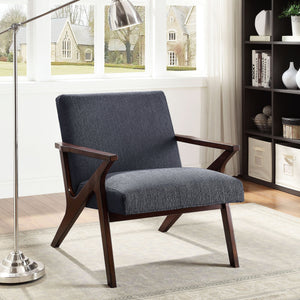 BESO-ACCENT CHAIR-GREY - ACCENT SEATING