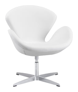 Pori Arm Chair White - Living