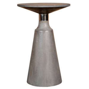 ADVIK-ACCENT TABLE-LIGHT GREY - ACCENT FURNITURE