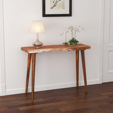 ARNAV-CONSOLE TABLE-WALNUT - ACCENT FURNITURE