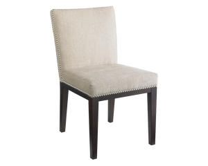 VINTAGE DINING CHAIR - LINEN - Dining Chairs