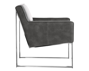 SHELDON ARMCHAIR - NOBILITY GREY - Occasional Chairs