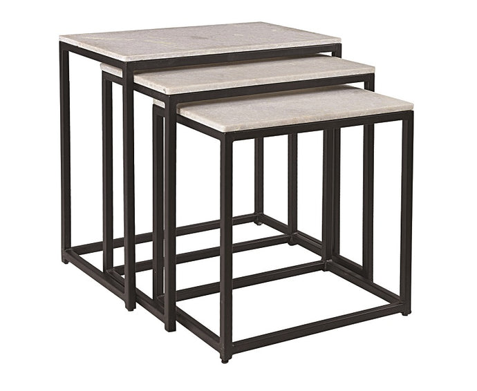 Wilmore 3-Tier Nesting Tables