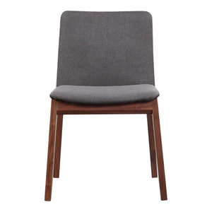 DECO DINING CHAIR GREY