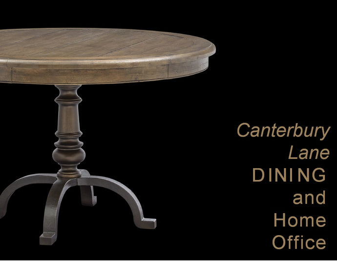 Canterbury Lane Dining and Home Office Catalogue