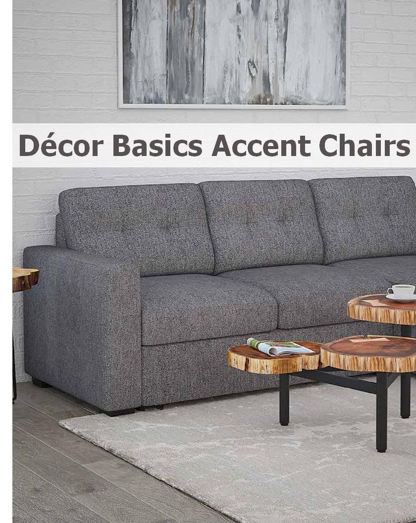 Décor Basics Accent Chairs Catalogue
