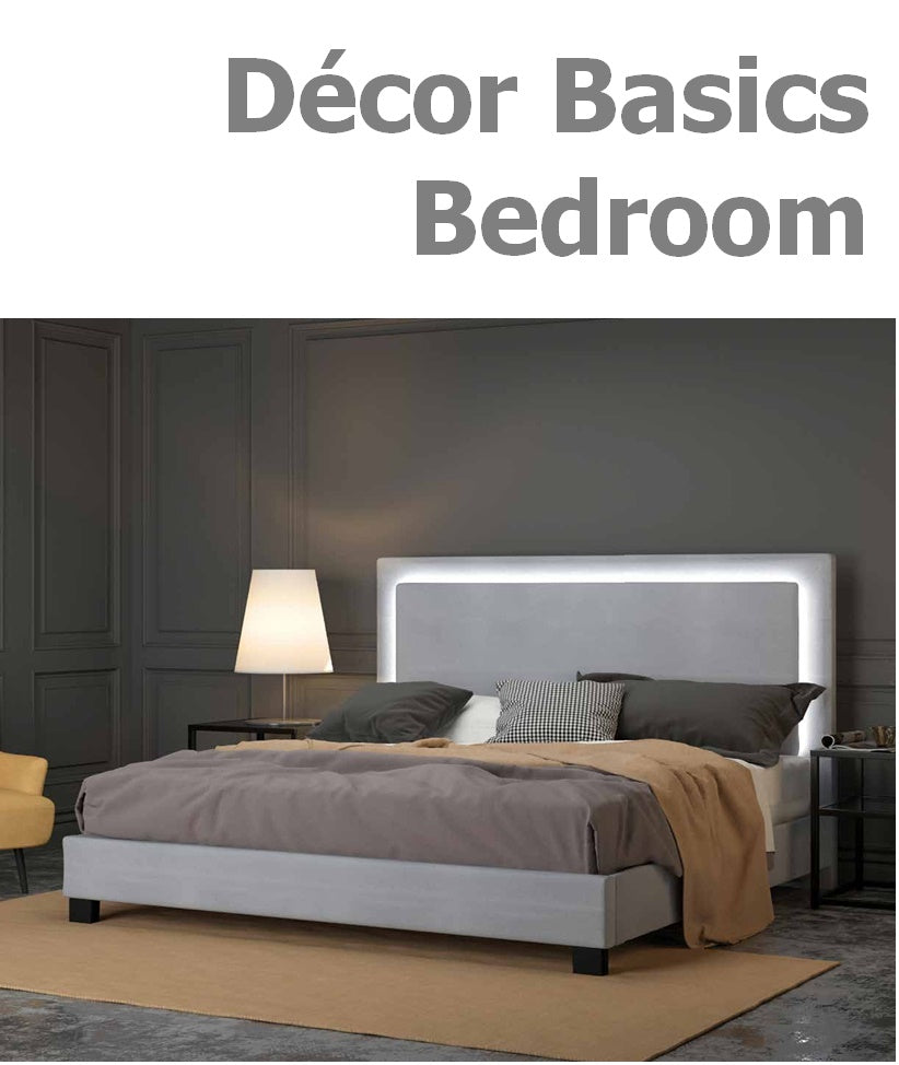 Décor Basics Bedroom Catalogue