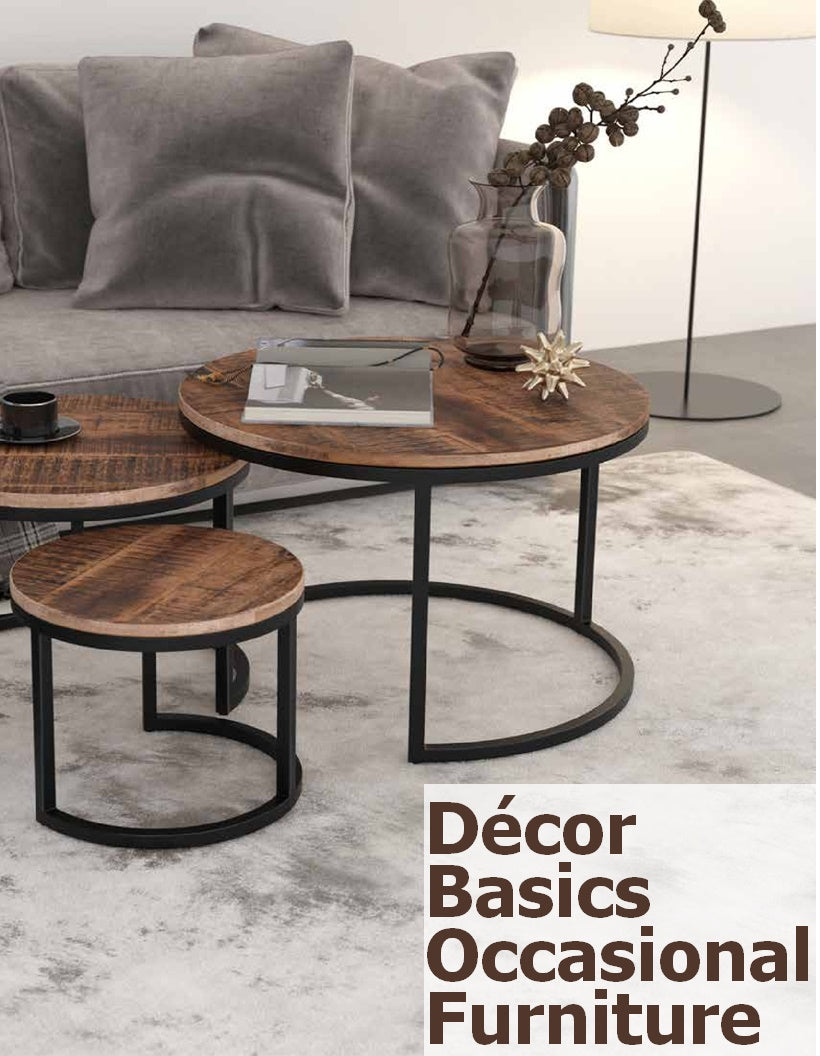 Décor Basics Occasional Catalogue