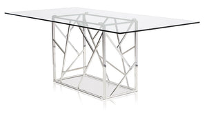 Lella Rect Dining Table - Living Dining