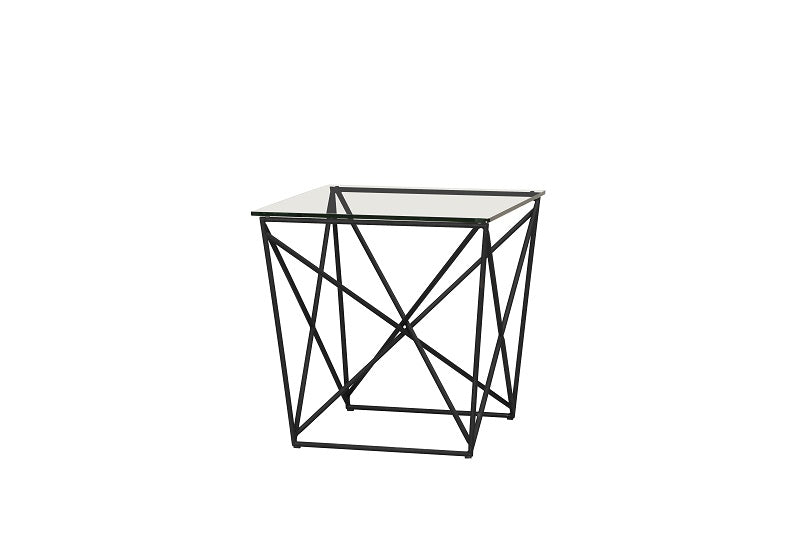 Diamond Lamp Table - Living