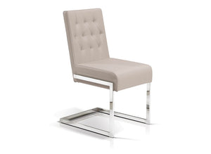 Garbo Tufted Side Chair - Dining