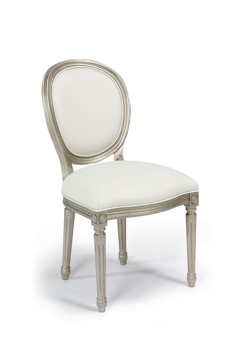 Shea Louis XV Side Chair - Living