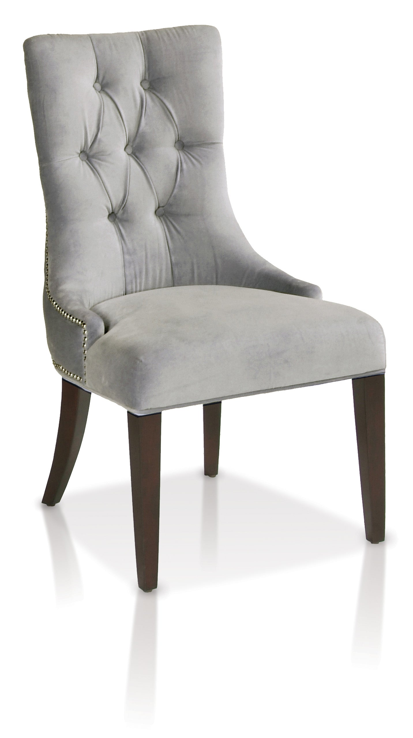 Boris Tufted Side Chair