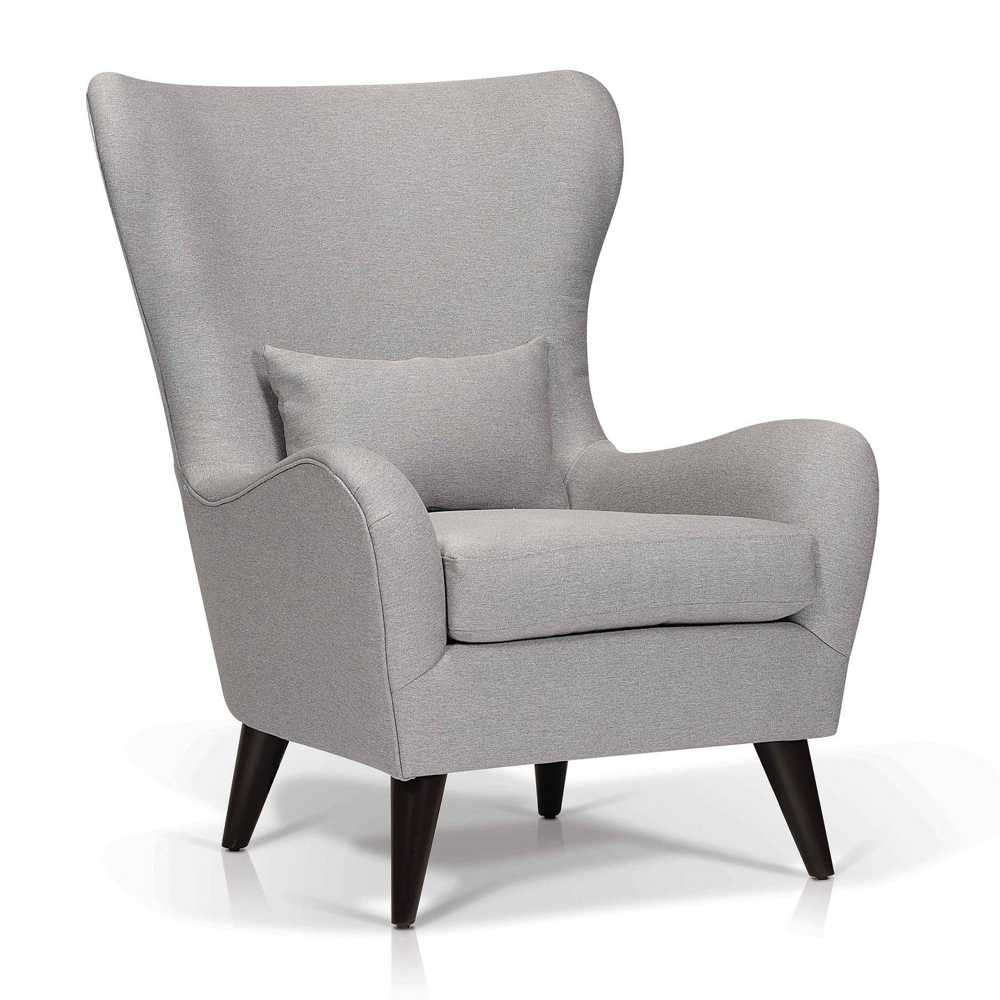 Claiborne ~ Wing Back Lounge Chair - Living