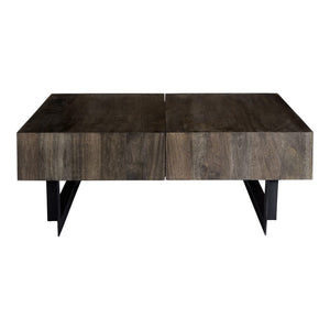 TIBURON STORAGE COFFEE TABLE