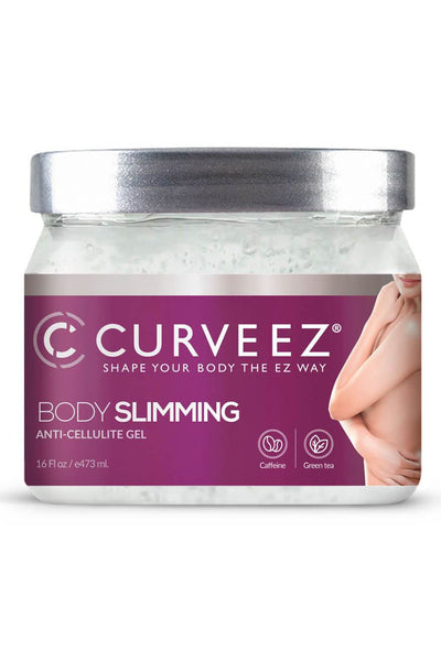 BODY SLIMMING ANTI-CELLULITE GEL - Bombshell Curves
