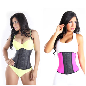 DELUXE SPORT CINCHER/LONG LATEX CINCHER BUNDLE - Bombshell Curves