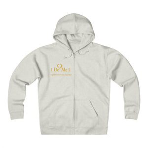 Best Unisex IdoMe2 Heavyweight Fleece Zip Hoodie