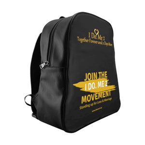 JOIN THE MOVEMENT I Do Me 2 Backpack
