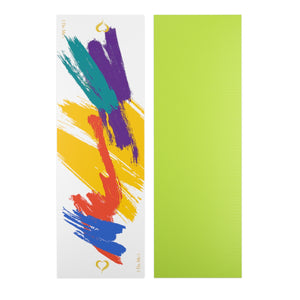 colorful IdoMe2 Yoga mat