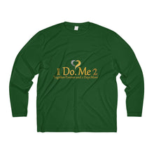 Men's Long Sleeve IdoMe2 Moisture Absorbing Tee