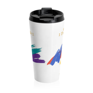 Stainless Steel Multi-color IdoMe2 Travel Mug