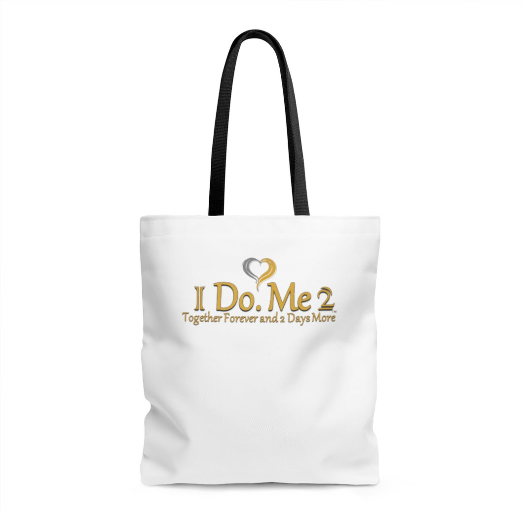 Gold/Silver IdoMe2 Tote Bag