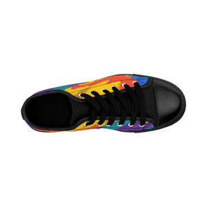 Women's Multi color Sneakers