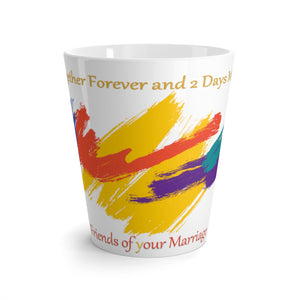 Colorful IdoMe2 mug