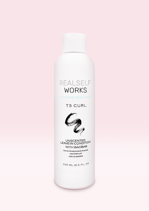 NEW  Curly Hair Leave-in Conditioner with Baobab